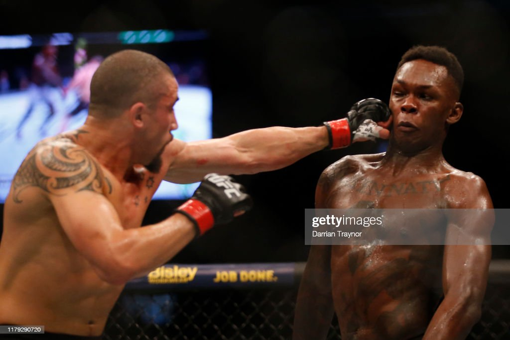 UFC 243 Whittaker v Adesanya : ニュース写真