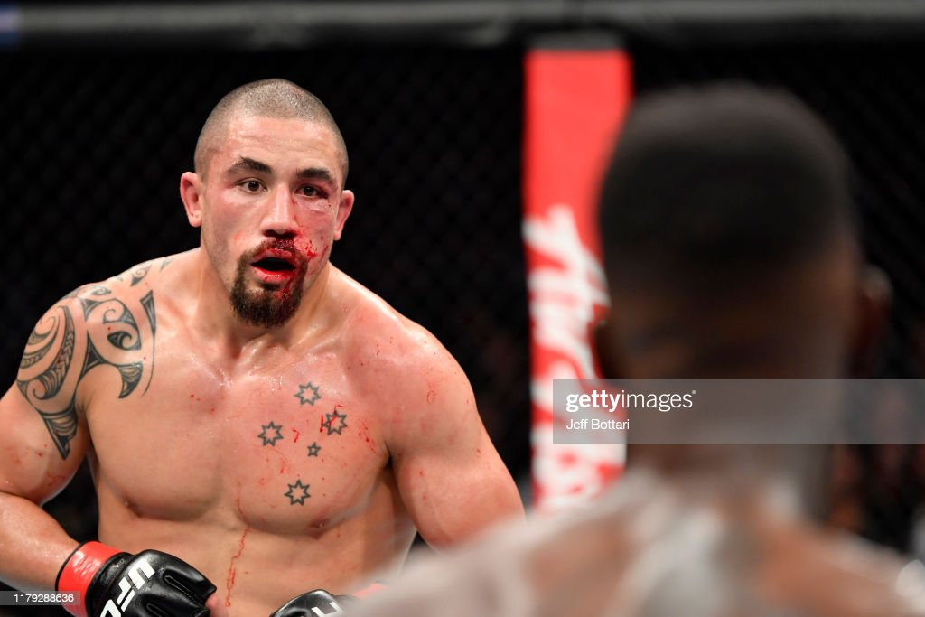 UFC 243: Whittaker v Adesanya : News Photo