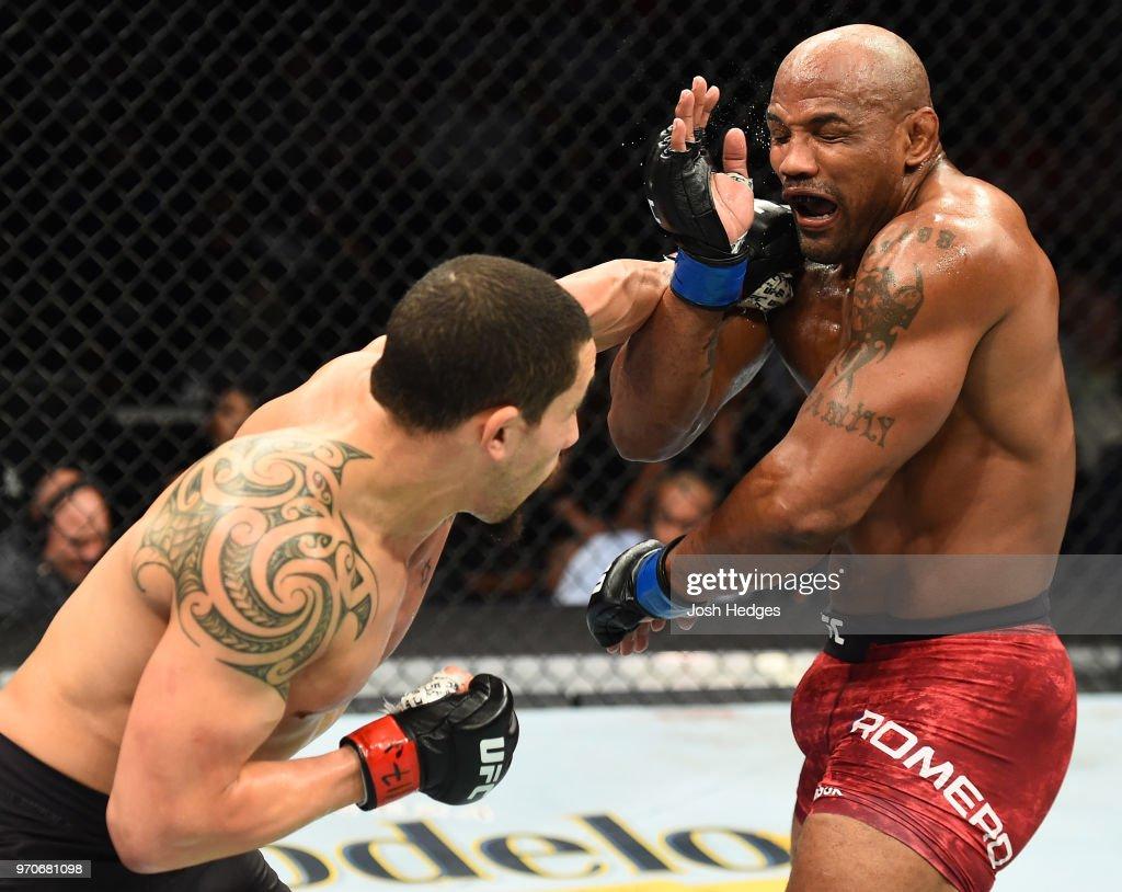 UFC 225: Whittaker v Romero 2 : News Photo