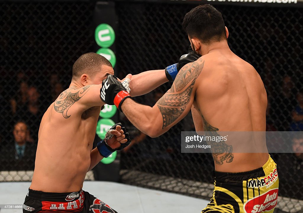 UFC Fight Night: Miocic v Hunt