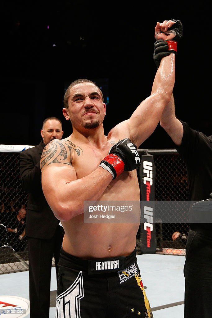 UFC Fight Night: Te Huna v Marquardt