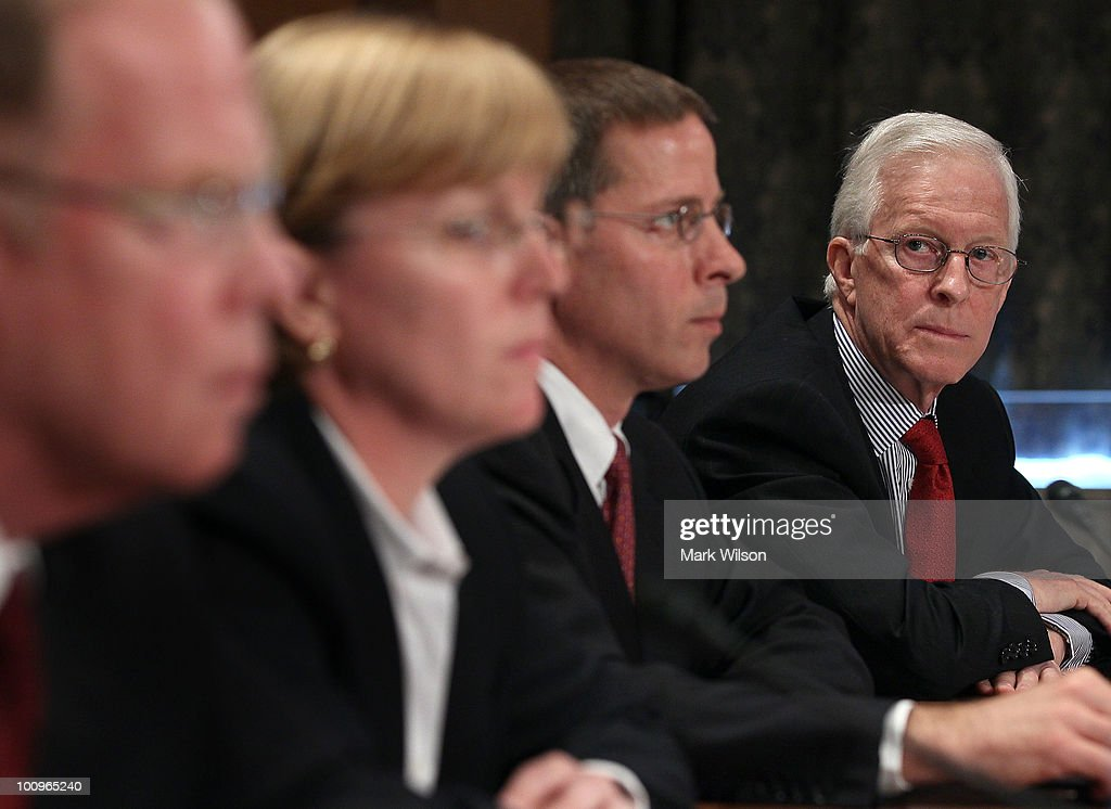 Robert Willumstad , former chairman and CEO of AIG, Michael