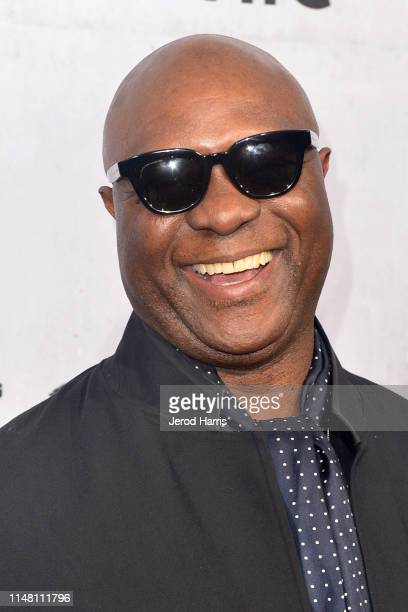 Robert Wisdom arrives at Screening Of National Geographic's 'The Hot Zone' at Samuel Goldwyn Theater on May 09, 2019 in Beverly Hills, California.