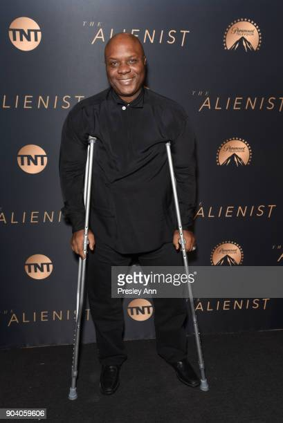 """Robert Wisdom attends Premiere Of TNT's """"The Alienist"""" - Arrivals on January 11, 2018 in Los Angeles, California."""