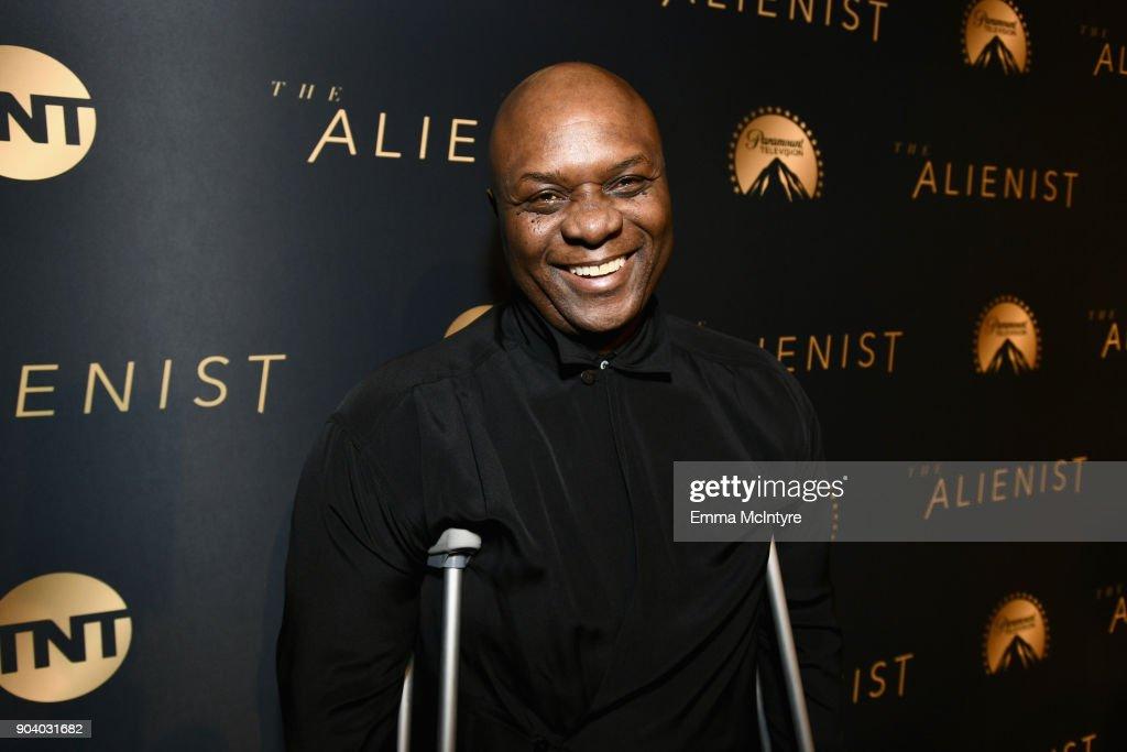 The Alienist - LA Premiere Event : News Photo