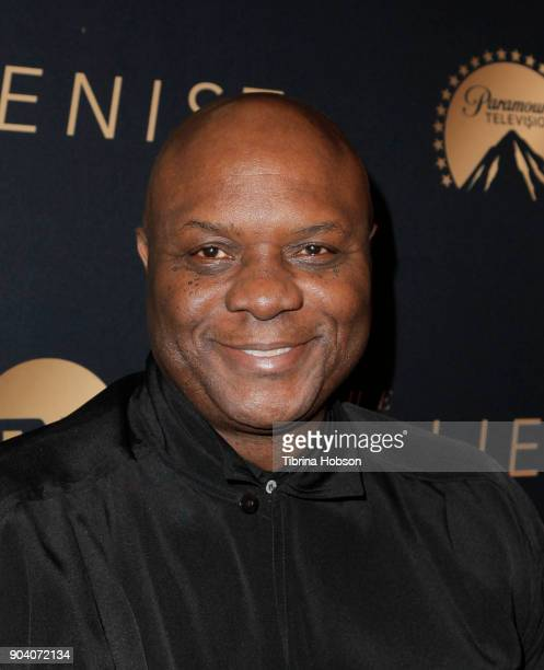 Robert Wisdom attends the premiere of TNT's 'The Alienist' on January 11, 2018 in Los Angeles, California.