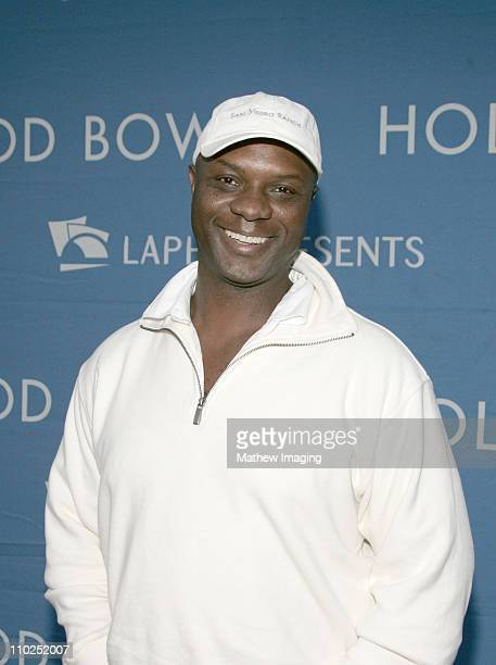 Robert Wisdom during A Night at the Copa at the Hollywood Bowl, Featuring Pink Martini and Bebel Gilberto at Hollywood Bowl in Los Angeles,...