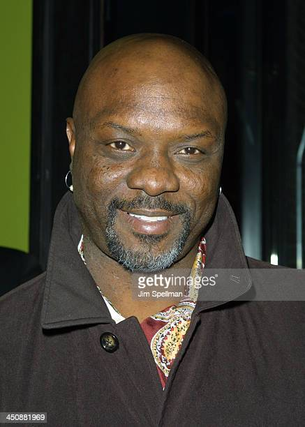 Robert Wisdom during The New York Premiere Party For Storytelling at Man Ray in New York City, New York, United States.