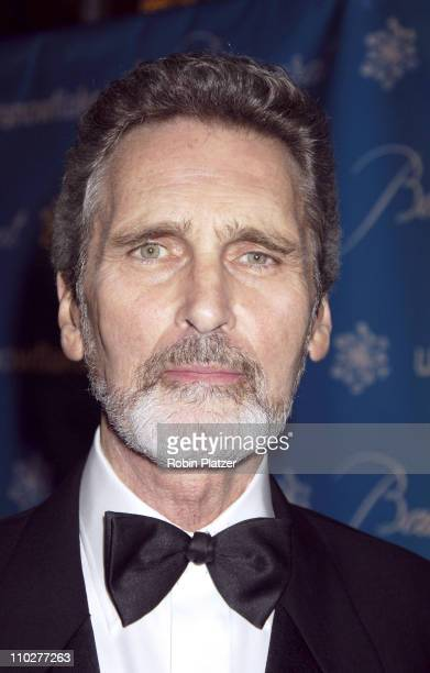 Robert Wolders during 2nd Annual UNICEF Snowflake Ball Arrivals at The Waldorf Astoria Hotel in New York City New York United States
