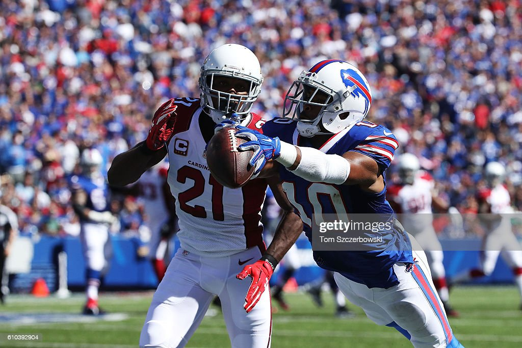 Arizona Cardinals v Buffalo Bills