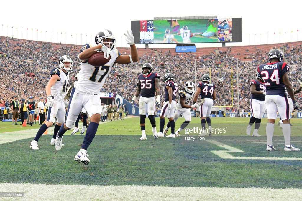 Houston Texans v Los Angeles Rams : News Photo