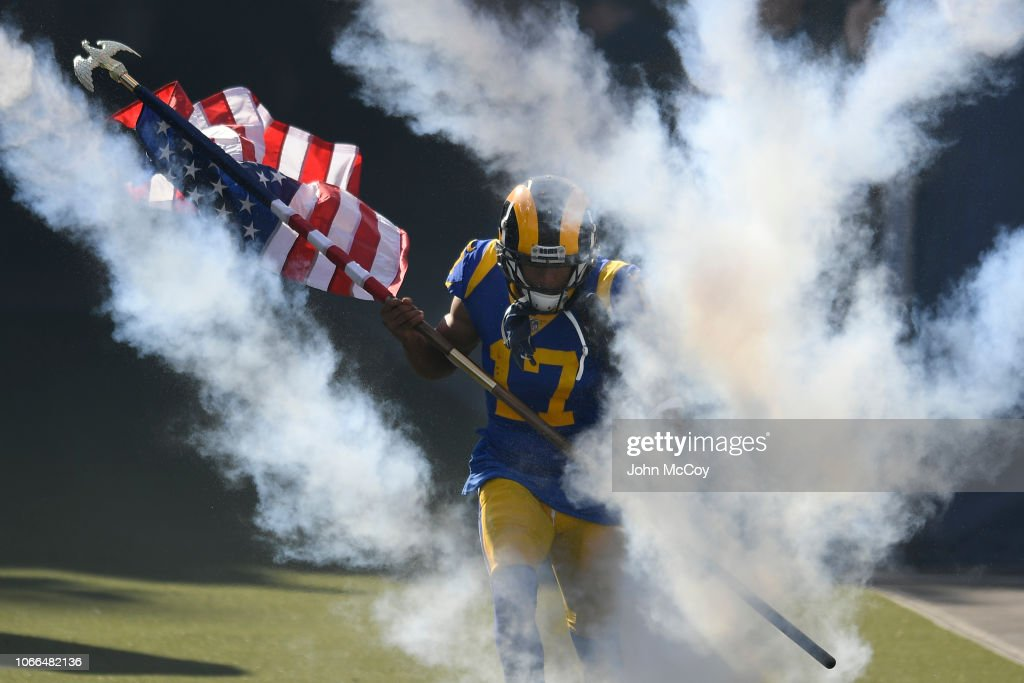 Seattle Seahawks v Los Angeles Rams : ニュース写真