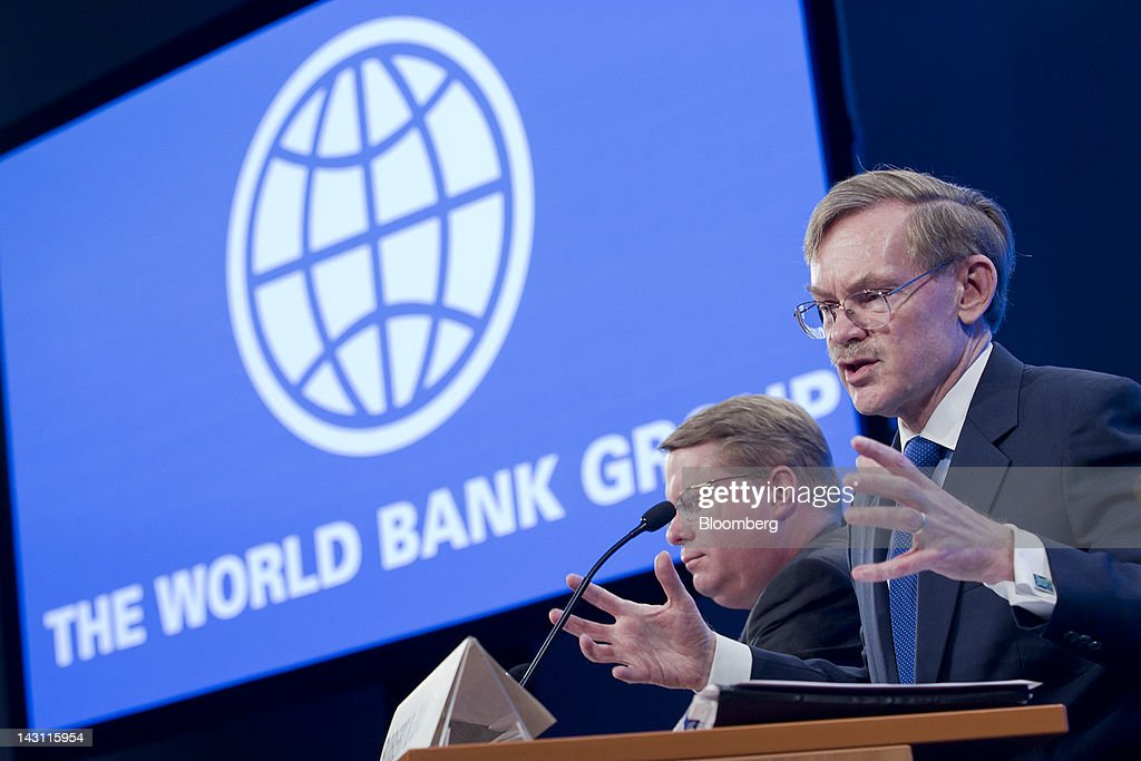 IMF And World Bank Spring Meetings : News Photo