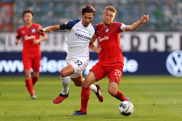 DEU: VfL Bochum 1848 v Holstein Kiel - Second Bundesliga