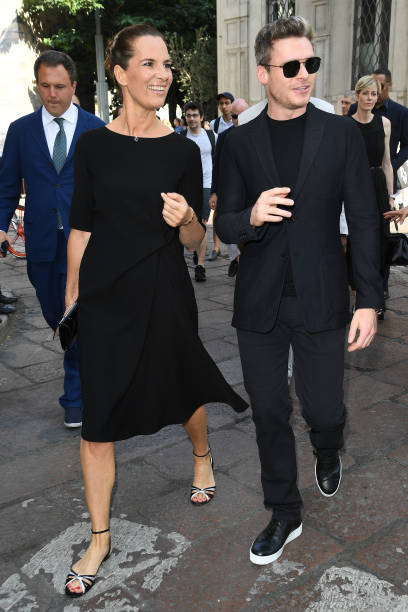 ITA: Giorgio Armani - Arrivals - Milan Men's Fashion Week Spring/Summer 2020