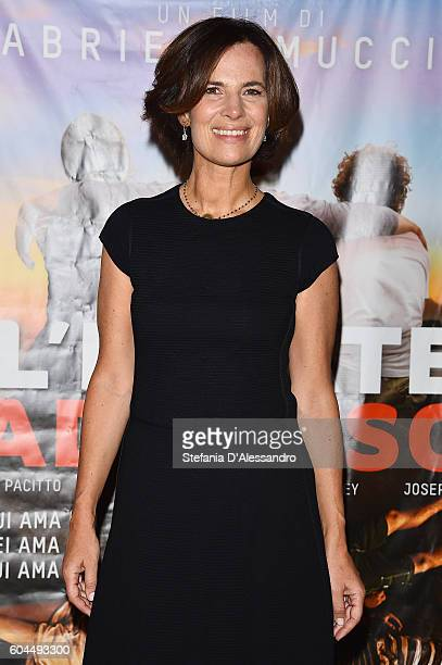 Roberta Armani attends a photocall for 'L'Estate Addosso Summertime' on September 13 2016 in Milan Italy
