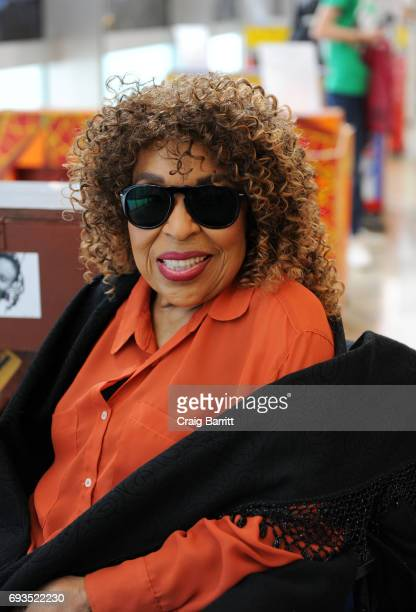 Roberta Flack attends the 6th Annual Sing for Hope Pianos Kickoff Event At 28 Liberty Plaza on June 5 2017 in New York City