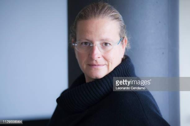 Roberta Gallego Italian writer Cisternino Brindisi Italy 12th October 2014