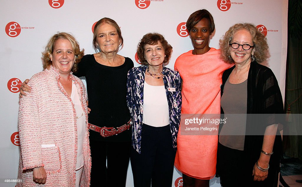 Girls Write Now Gala Honoring Gloria Steinem, Roberta Kaplan And Dawn Davis : News Photo