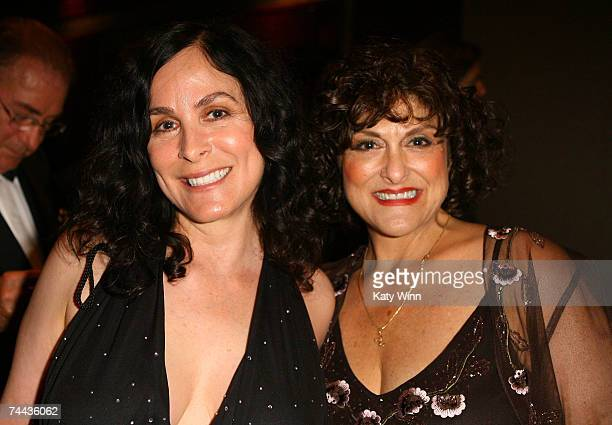ACCESS** Roberta Pacino and Rosemary Pacino attend the preshow cocktail reception during the 35th AFI Life Achievement Award tribute to Al Pacino...