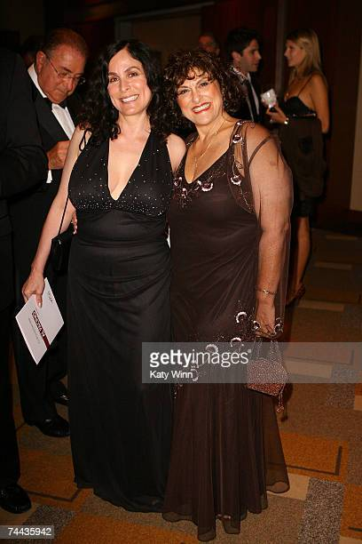 ACCESS** Roberta Pacino and Rosemary Pacino sisters of Al Pacino attend the preshow cocktail reception during the 35th AFI Life Achievement Award...