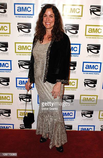 Roberta Pacino during 20th Annual American Cinematheque Award Honoring Al Pacino Arrivals at Beverly Hilton Hotel in Beverly Hills California United...