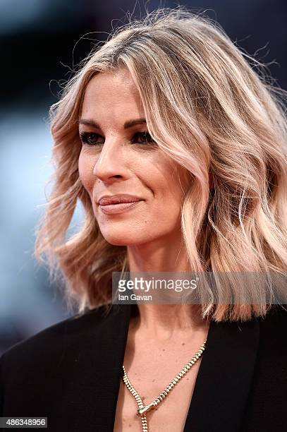 Roberta Ruiu attends a premiere for 'Spotlight' during the 72nd Venice Film Festival at Sala Grande on September 3 2015 in Venice Italy