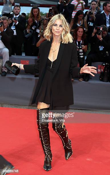 Roberta Ruiu attends the premiere of 'Spotlight' during the 72nd Venice Film Festival on September 3 2015 in Venice Italy