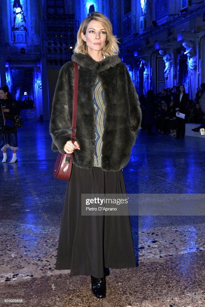 Stella Jean - Front Row - Milan Fashion Week Fall/Winter 2018/19