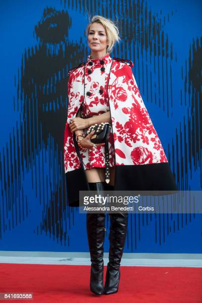 Roberta Ruiu attends the The Franca Sozzani Award during the 74th Venice Film Festival at Sala Giardino on September 1 2017 in Venice Italy