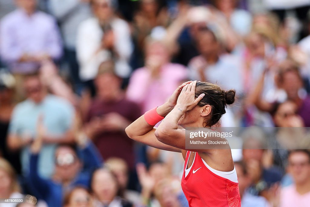 2015 U.S. Open - Day 12 : News Photo