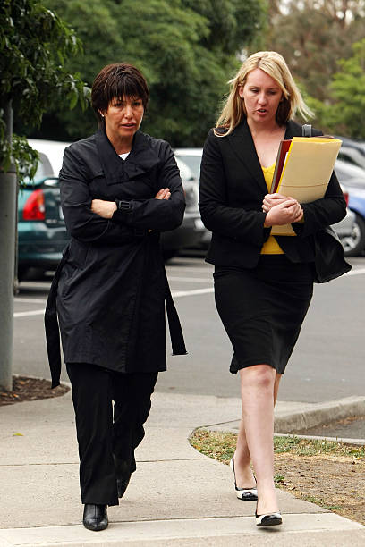 Roberta Williams Faces Court For Tax Evasion Photos and
