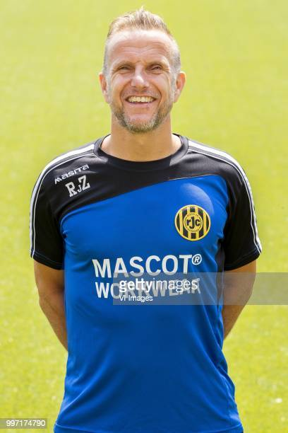RobertJan Zoetmulder during the team presentation of Roda jc on July 12 2018 at the Parkstad Limburg stadium in Kerkrade The Netherlands