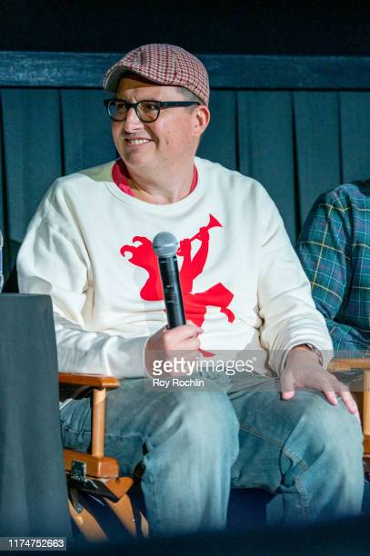 Roberto AquirreSacasa attends the Katy Keene screening at the 2019 Tribeca TV Festival at Regal Battery Park Cinemas on September 14 2019 in New York...