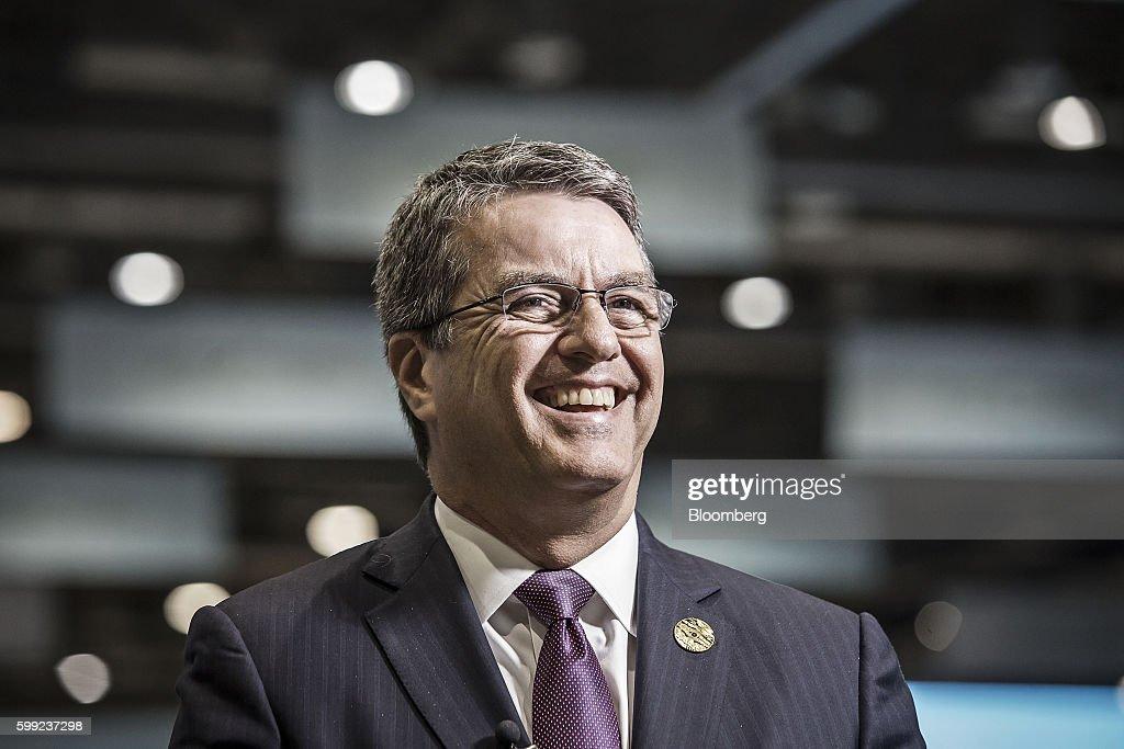 WTO Director General Roberto Azevedo Interview