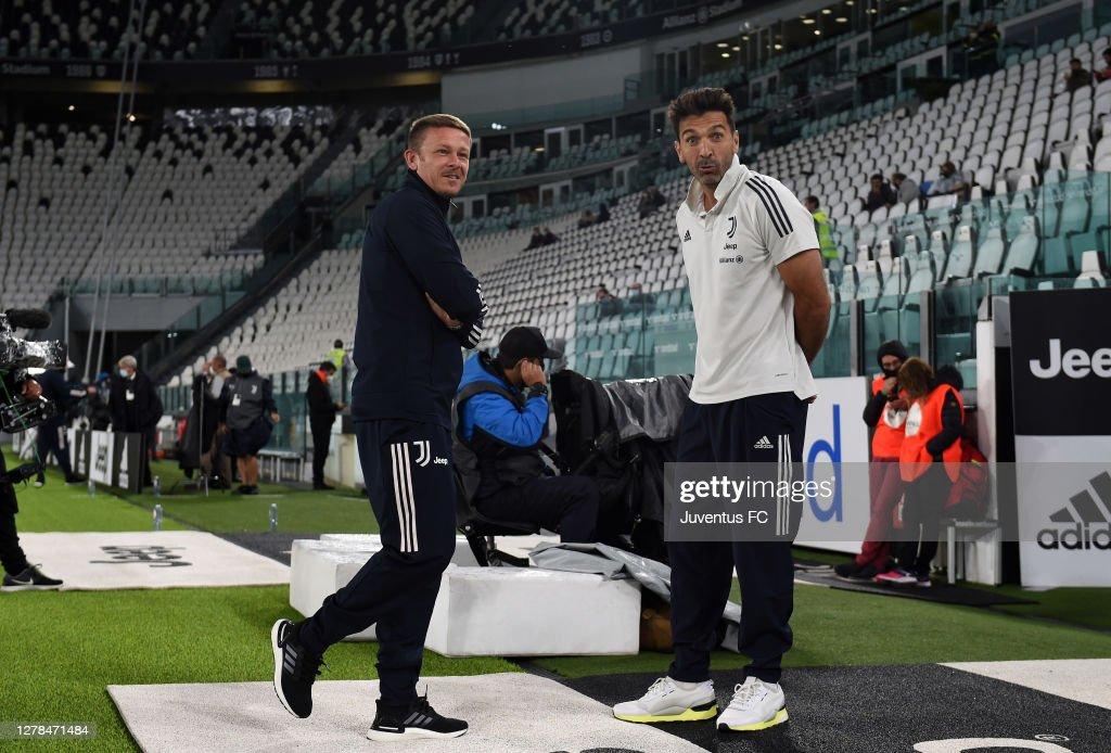 Juventus v SSC Napoli - Serie A : News Photo