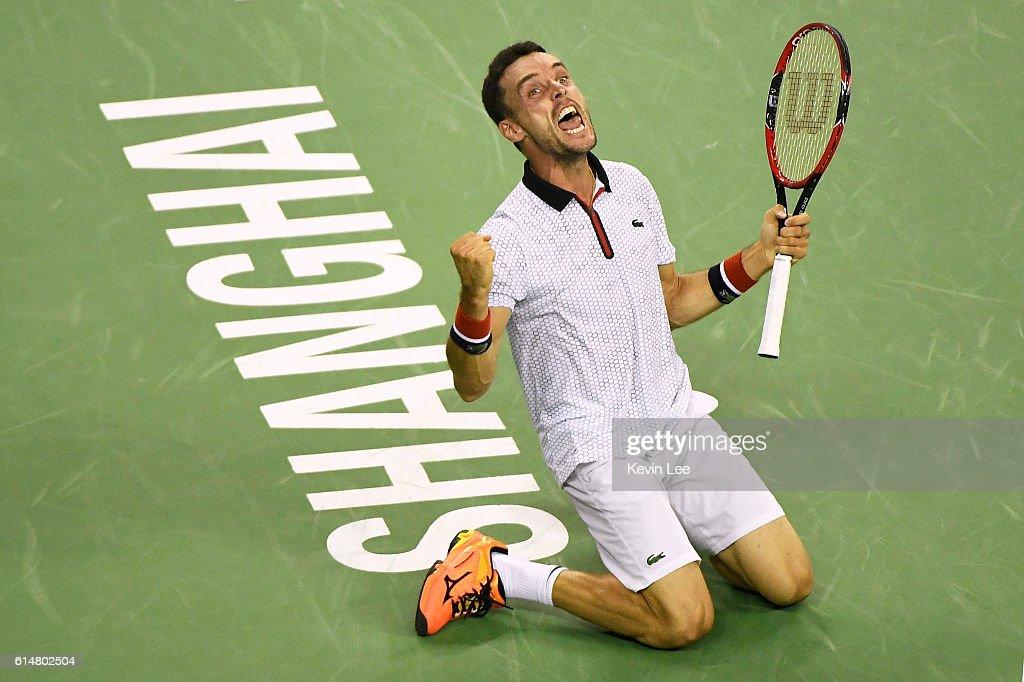 ATP Shanghai Rolex Masters 2016 - Day 7