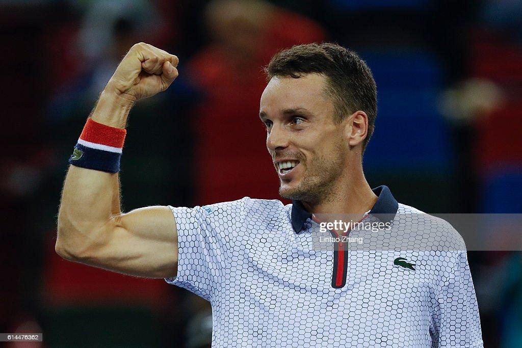 ATP Shanghai Rolex Masters 2016 - Day 6 : ニュース写真