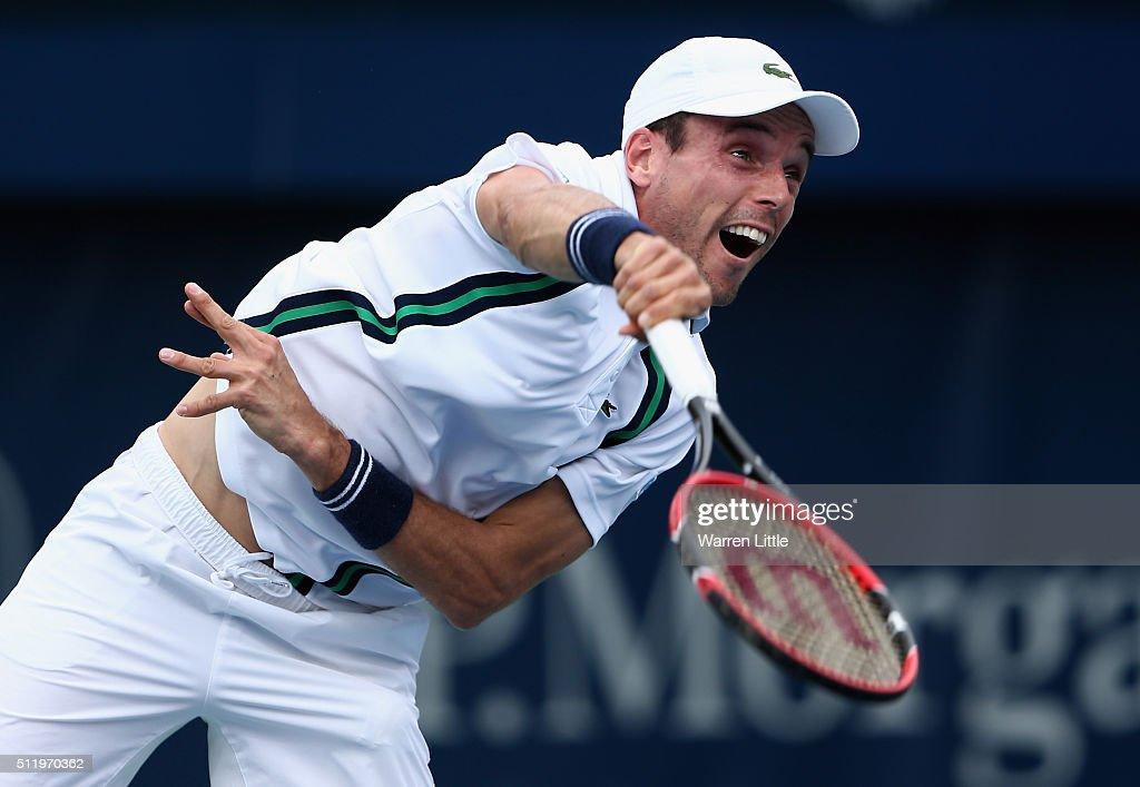 ATP Dubai Duty Free Tennis  Championship - Day Five : News Photo