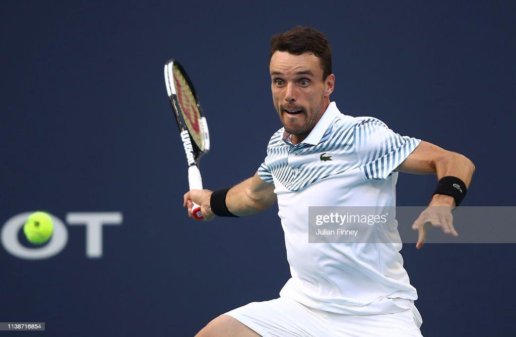 Miami Open 2019 - Day 10 : News Photo