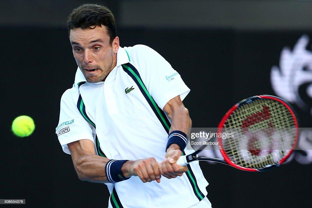 2016 Australian Open - Day 7 : News Photo