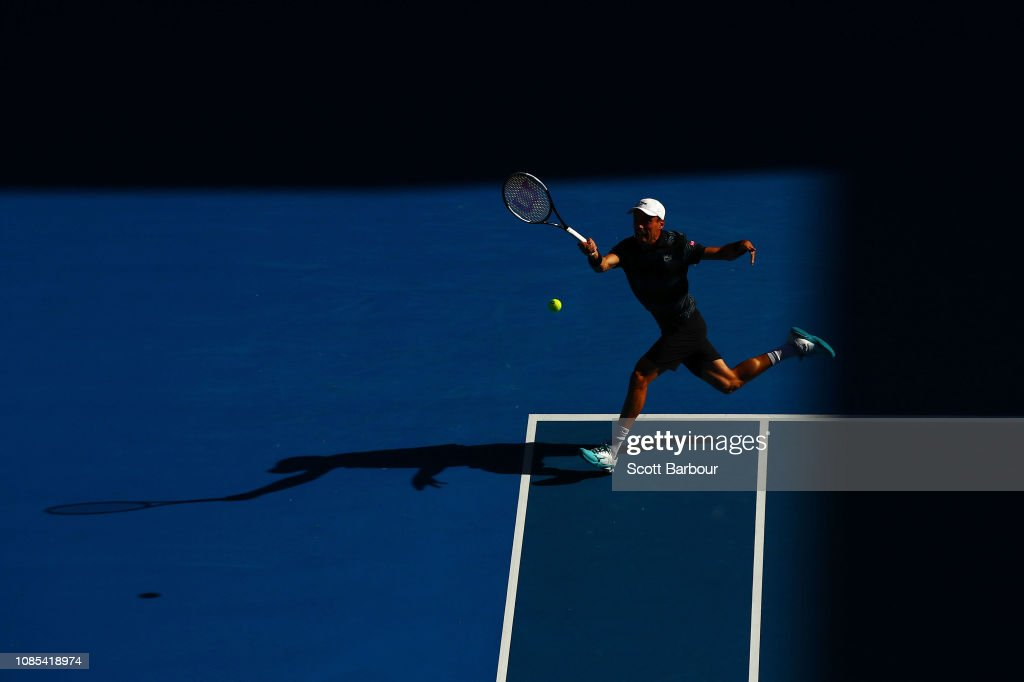 2019 Australian Open - Day 7 : News Photo