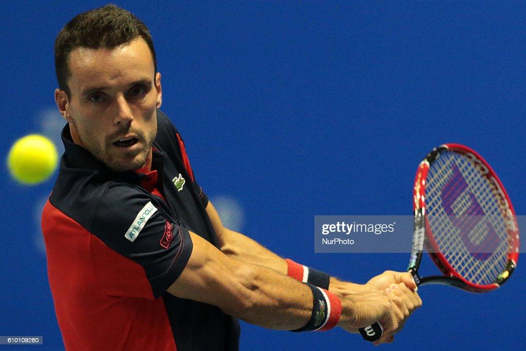 St. Petersburg Open ATP tennis tournament semifinal : News Photo