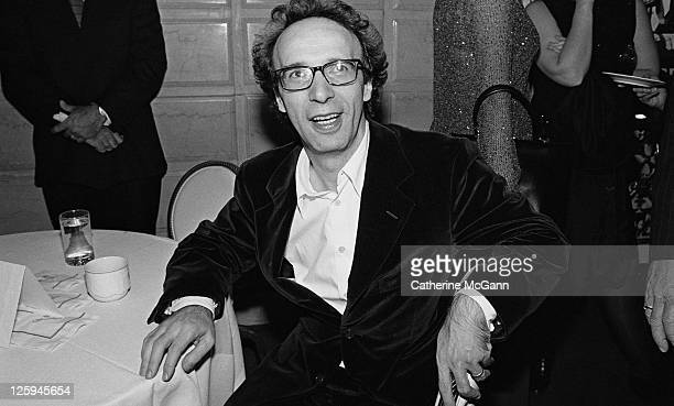 Roberto Benigni at the New York premiere of the movie 'Life Is Beautiful' at the Gotham Theater on October 1998 in New York City New York Benigni...