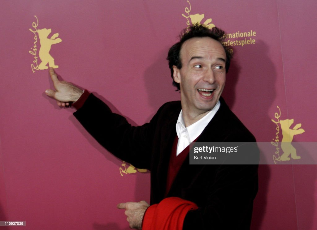 56th Berlinale International Film Festival - 'The Tiger and the Snow' - Photocall : News Photo