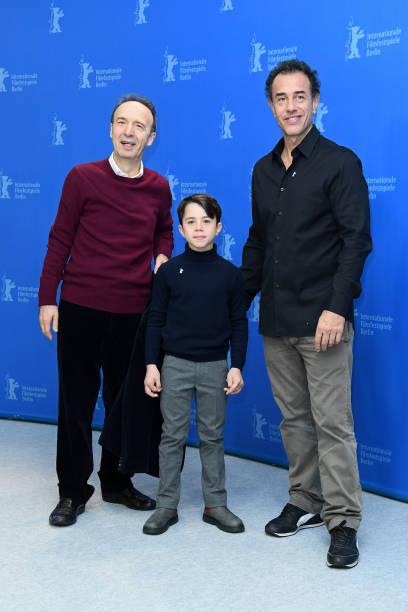 "DEU: ""Pinocchio"" Photo Call - 70th Berlinale International Film Festival"