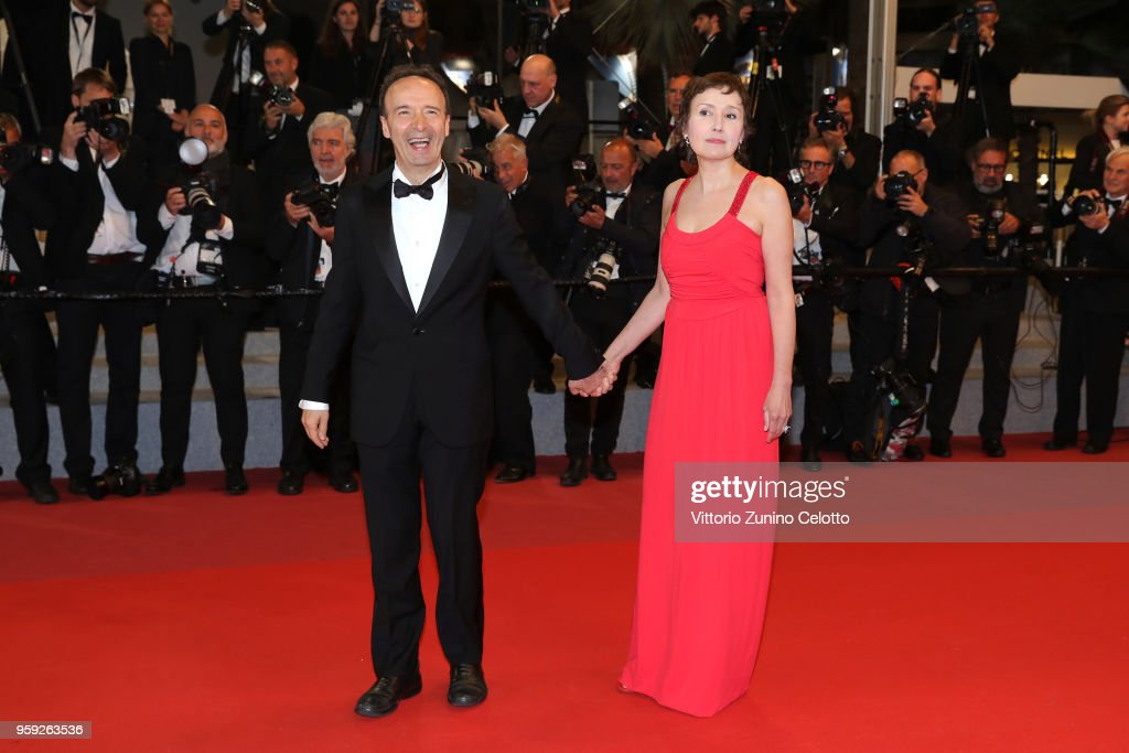 """""""Dogman"""" Red Carpet Arrivals - The 71st Annual Cannes Film Festival"""