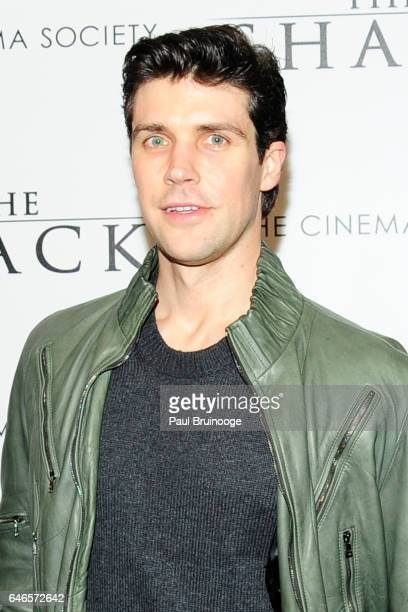 Roberto Bolle attends Lionsgate Hosts the World Premiere of 'The Shack' at The Museum of Modern Art on February 28 2017 in New York City