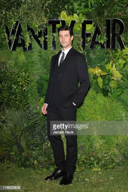 Roberto Bolle attends Vanity Fair Celebrate 10th Anniversary during the 70th Venice International Film Festival at Fondazione Giorgio Cini on...