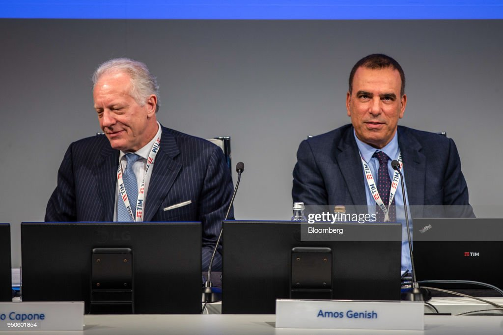 Telecom Italia SpA Annual General Meeting